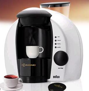 tassimo coffee machine problems