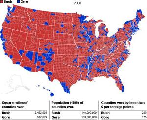 2000_vote_county_by_county