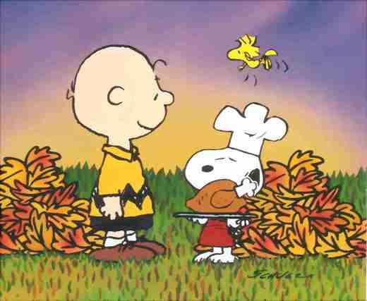 Snoopythanksgiving