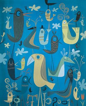 Birdfilledsky